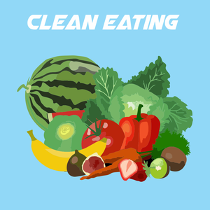Health & Fitness - Clean Eating & Fitness App - John Philley