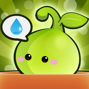 Health & Fitness - Plant Nanny - Water Reminder with Cute Plants - Fourdesire