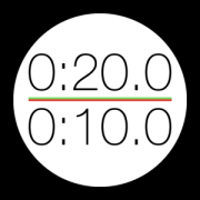Health & Fitness - Workout Timer - tabata interval training timer for wod workout of the day PRO - Alexander Senin