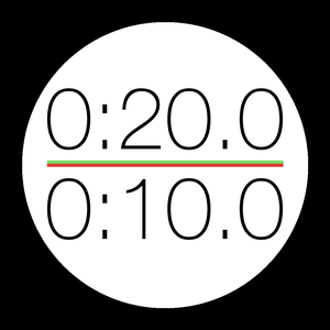 Workout Timer – tabata interval training timer for wod workout of the day PRO – Alexander Senin