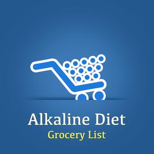 Health & Fitness - Alkaline Diet Grocery List HD: A Perfect Foods Shopping List - Bhavini Patel