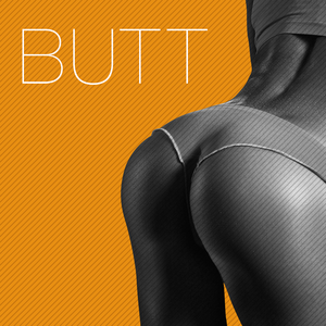 Health & Fitness - Butt workout - your personal trainer for toned glutes