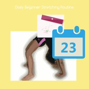 Health & Fitness - Daily beginner stretching routine - KiritKumar Thakkar