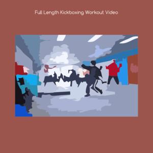 Health & Fitness - Full length kickboxing workout video - VishalKumar Thakkar