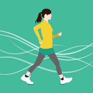 Health & Fitness - Maipo -Step Counter & Calendar