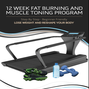 Health & Fitness - 12 Week Fat Burning and Muscle Toning Program - Michael York