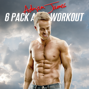 Health & Fitness - Adrian James 6 Pack Abs Workout - Adrian James Nutrition Ltd.
