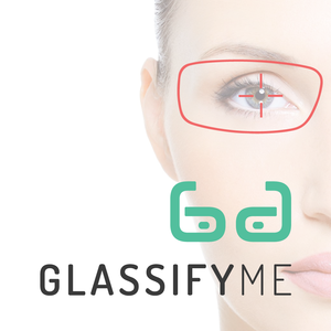 Health & Fitness - PD Meter | Pupil Distance Measure by GlassifyMe - Tech Positive