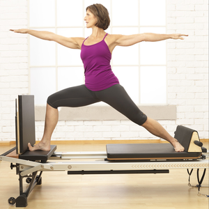 Health & Fitness - Pilates Reformer Fat Burning Workouts - Tony Walsh