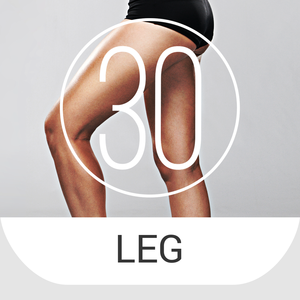 Health & Fitness - 30 Day Leg Workout Challenge for Shaping and Toning Strong Legs - Heckr LLC