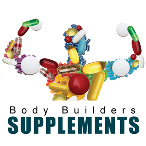Health & Fitness - 180 Supplements for Body Builders - Wan Fong Lam