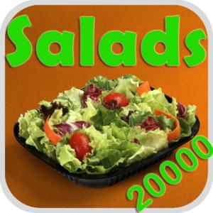 Health & Fitness - 20000+ Salads Recipes - AppStudio2008