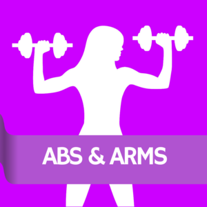 Health & Fitness - Abs & Arms Gym: Best Fitness Exercise to Maximize Hand