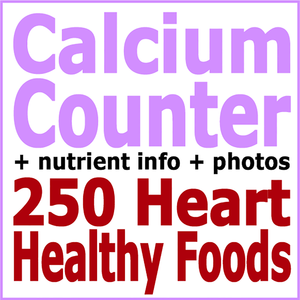 Health & Fitness - Calcium Counter and Tracker for Healthy Food Diets - First Line Medical Communications Ltd