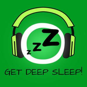 Health & Fitness - Get Deep Sleep! Sleep well by Hypnosis! - Get on Apps!