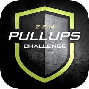 Health & Fitness - 20 Pull Ups Trainer Challenge - Zen Labs