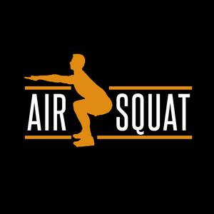 Health & Fitness - 30 Day Air Squat Challenge - Bern Hoani