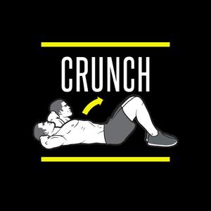 Health & Fitness - 30 Day Crunch Challenge - Bern Hoani