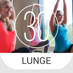 Health & Fitness - 30 Day Lunge Challenge for Lower Body