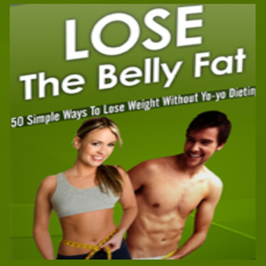Health & Fitness - 50 Simple ways to Lose the Belly Fat - Oladimeji Ayodele
