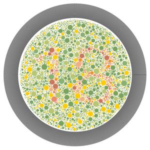 Health & Fitness - Color Vision Test Lite - Rila Software