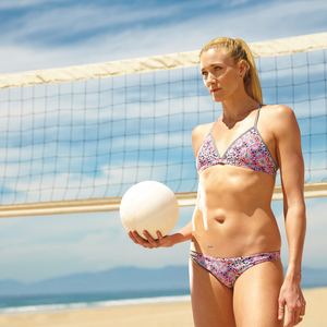 Health & Fitness - Volleyball Workout Challenge Free - Build Muscles - Cristina Gheorghisan