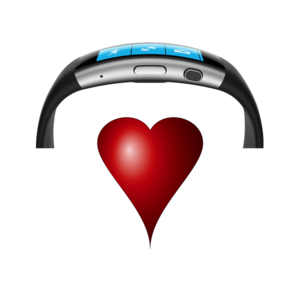 Health & Fitness - Heart Band - target zone monitor for exercise & training w/ finder tool - Asher L. Poretz
