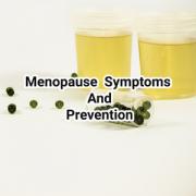 Health & Fitness - Menopause symptoms and prevention - Daia Fontana