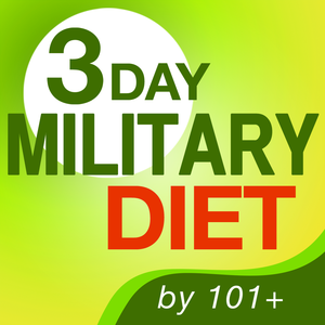 Health & Fitness - 3 Day Military Diet Plus - Becky Tommervik