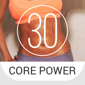 Health & Fitness - 30 Day Core Power Workout Challenge for Strength and Stability - Heckr LLC