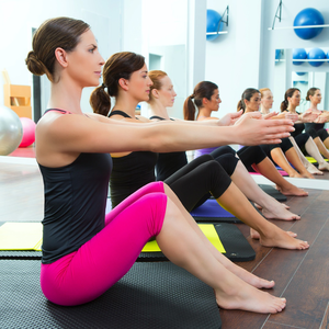 Health & Fitness - All In Pilates Workouts - Tony Walsh