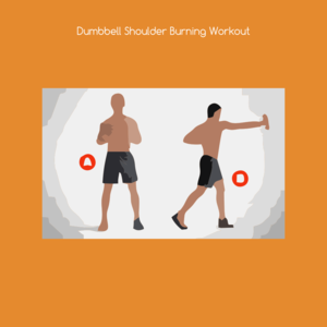Health & Fitness - Dumbbell shoulder burning workout - Sam Sawalhi
